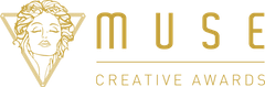 Muse Creative Awards Logo - Gold copy