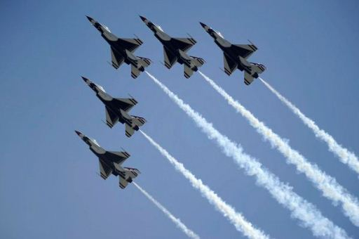 Seymour Johnson Air Show Salutes NC's Unwavering Support; Goldsboro, NC; ncPressRelease.com; Robert Butler