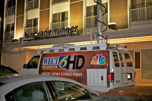 WECT TV and the Host Hotel Blockade Runner for World Autism Awareness Weekend