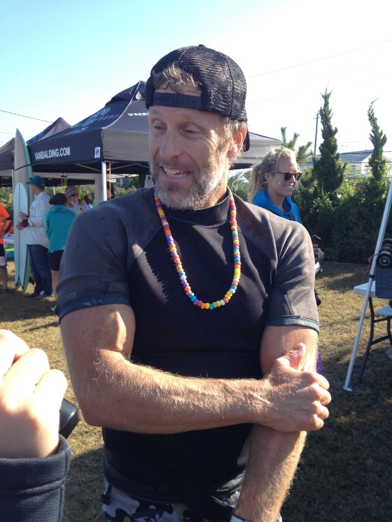 Larry Cain, Olympic Gold Medalist, 3-time NC Surf to Sound Champion