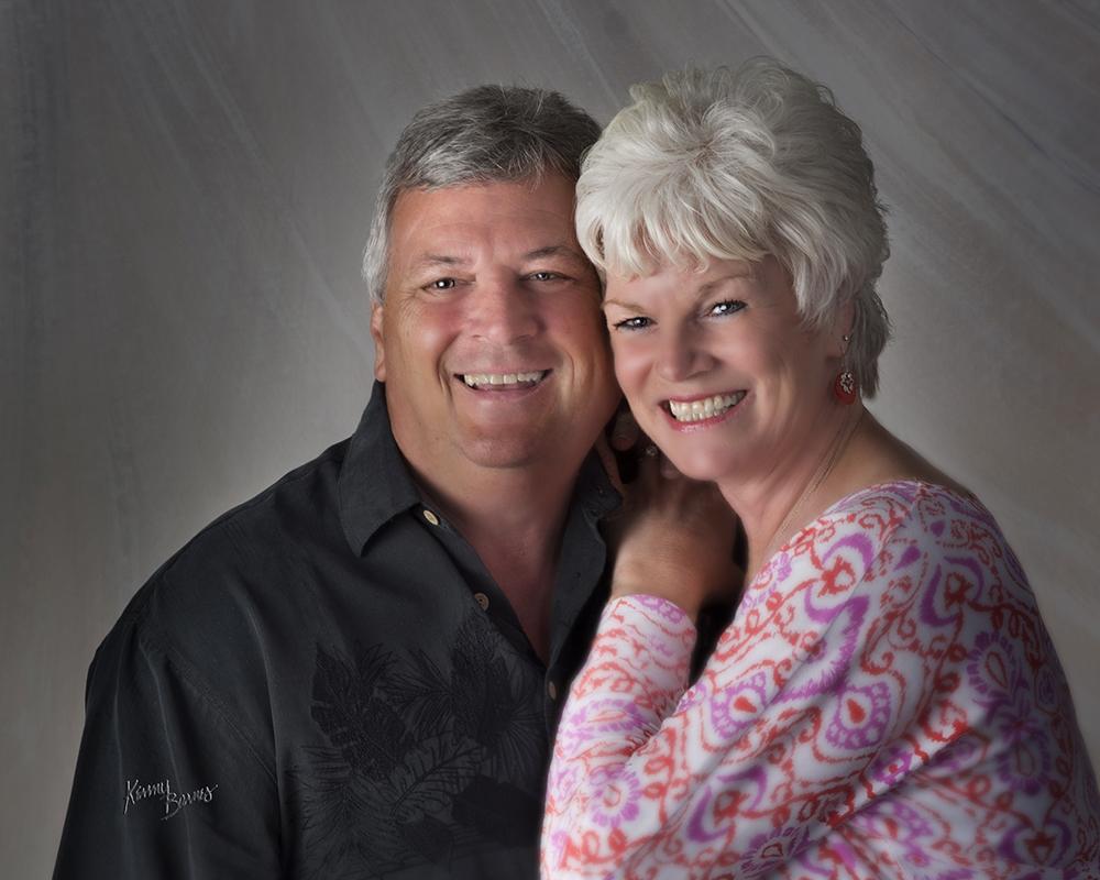 Ken and Sandy Jones