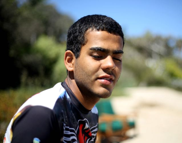 Derek Rabelo of Brazil