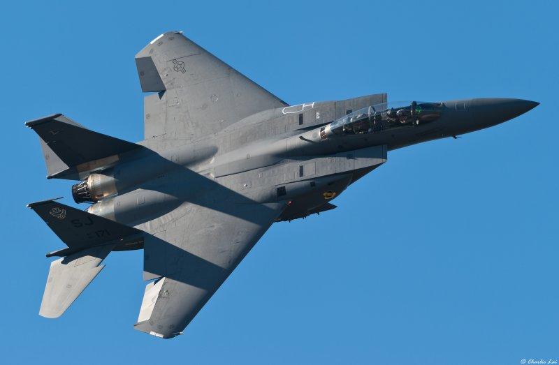 SJAFB, F-15E, Maj. Steven Bofferding