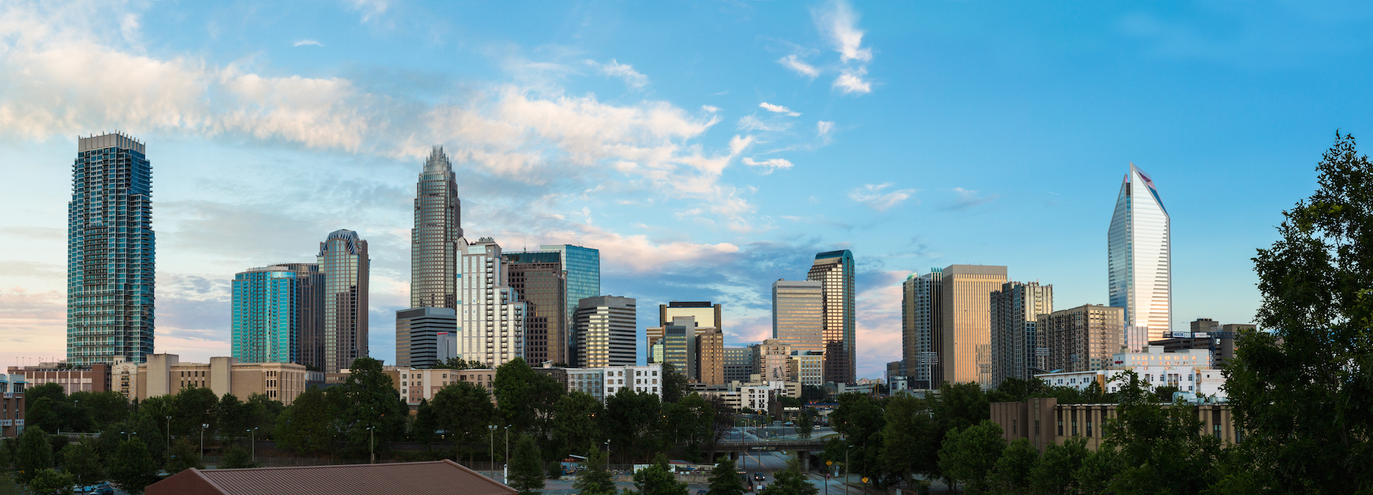 Queen City Goes Pink on October 3rd - Click photo for details - CharlottesGotALot.com
