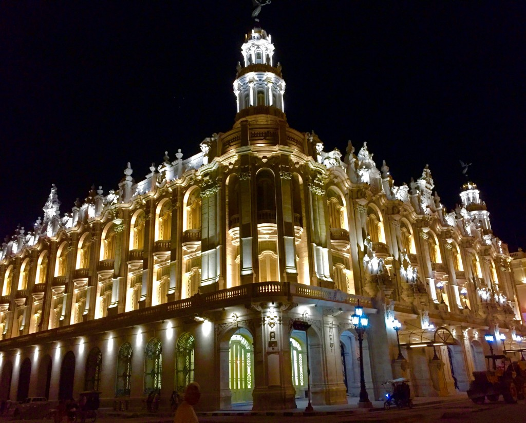 The Grand Theatre of Havana (performing arts), courtesy NC Press Release