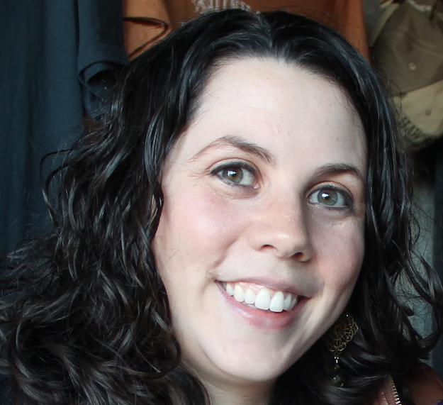 Ashley Robinson, recipient, 2016 Lara Jane Parker Advocacy Award