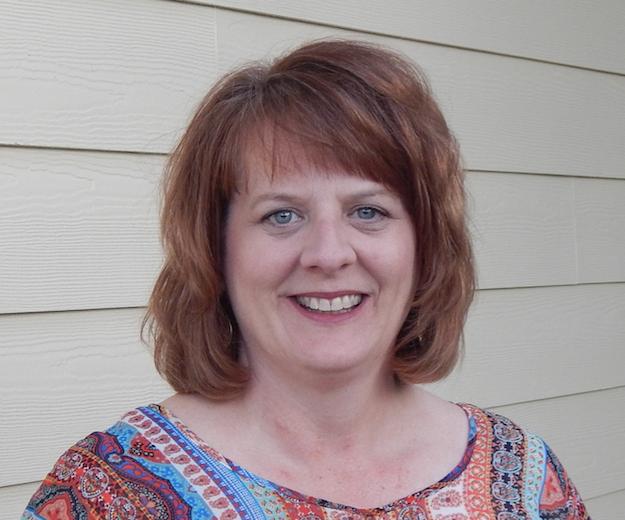 Laura Lewis, recipient, 2016 Lara Jane Parker Advocacy Award