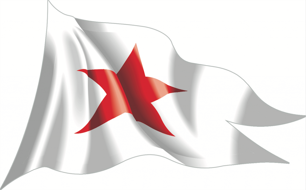 Carolina Yacht Club Burgee