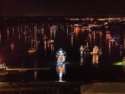 North Carolina Holiday Flotilla and Fireworks Winners, Wrightsville Beach, ncPressRelease.com