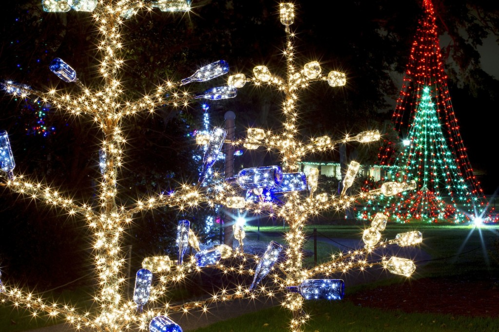 Enchanted Airlie Gardens