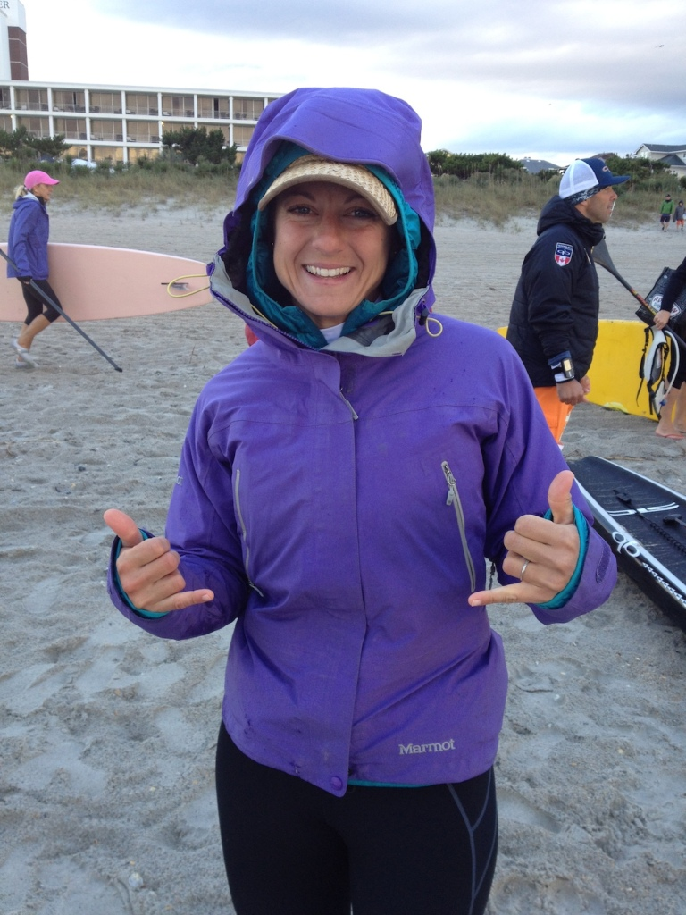 Jessica Rando, 2014 NC Surf to Sound Champion, Women's Division
