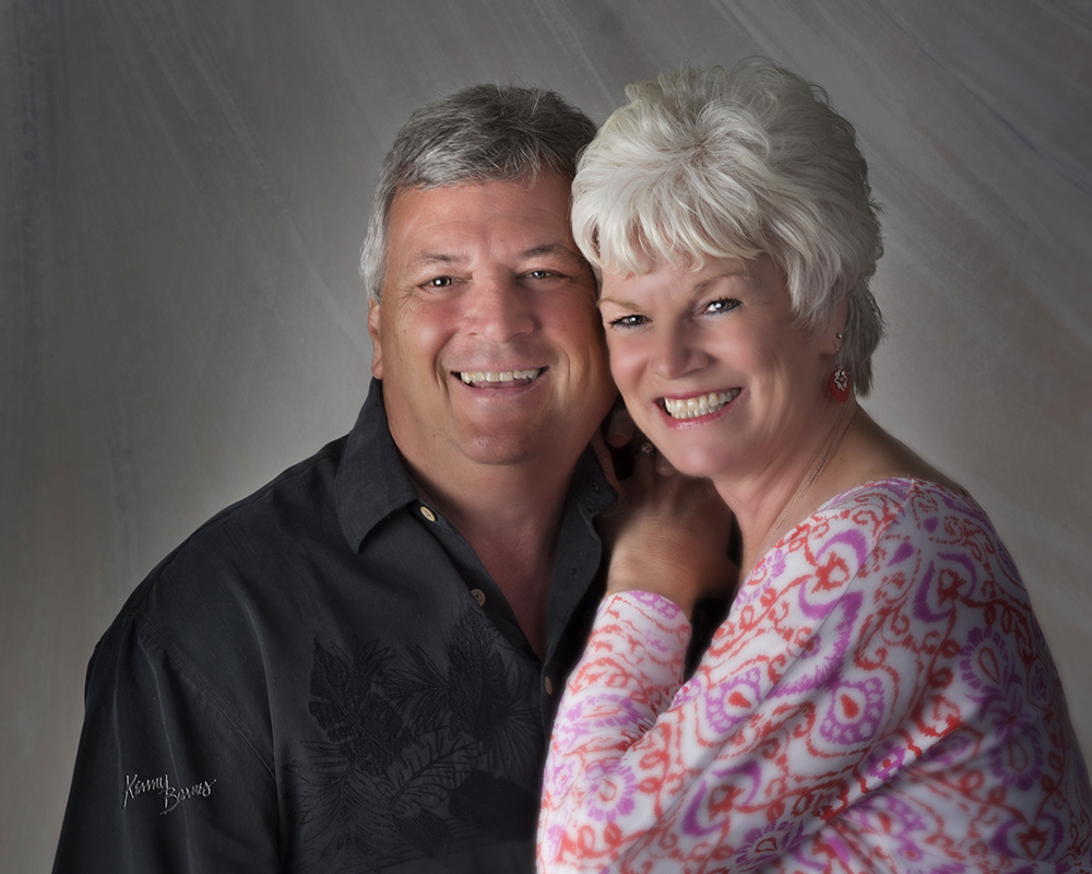 Ken and Sandy Jones