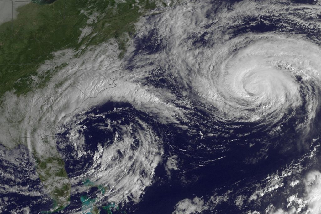 Hurricane Joaquin, October 2015, NOAA