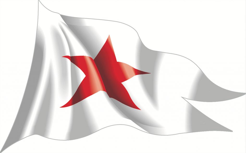 Carolina Yacht Club Burgee